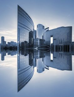 La Défense by AO-photos, via Flickr
