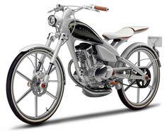 "Yamaha Moegi ~ Miks' Pics ""Bikes, Trikes and Unicycles l"" board @ http://www.pinterest.com/msmgish/bikes-trikes-and-unicycles-l/"