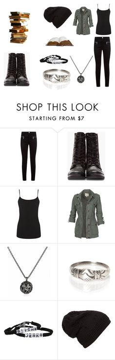 """""""the bitchyjerk"""" by nightgirl250 on Polyvore featuring J Brand, Diesel, Warehouse, Fat Face, Sonal Bhaskaran, Workhorse and KING"""