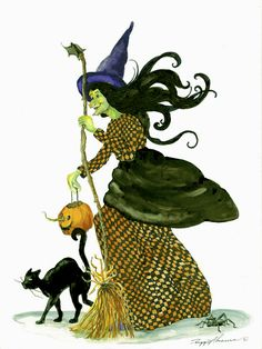 trick or treat witch | Bentley Licensing Group