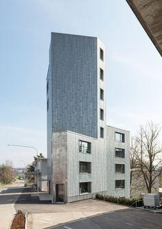 furrerjud - Ersatzneubau Mühle Freudenau Wil