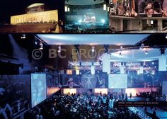 "Evento ""Amway China. Convention & Gala Dinner."" - Roma, Palazzo dei Congressi. #BCProgetti"
