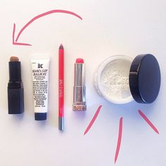 Did you know that lip scrub and powder can help your lipstick last longer? Click here for more amazing makeup tips!