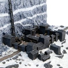 15 Best Castle Black Game Of Thrones Reference Images Black Castle