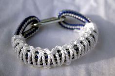 Make a Designer-Inspired Square Knot Bracelet