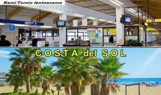 Kemistä Costa del Solille