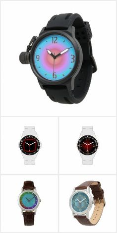 A collection of simplistic and creative watch designs.Mens ladies and childrens watches with artistic flair . Wrist Watches, Collections, Mugs, Unique, House, Ideas, Design, Fashion, Watches