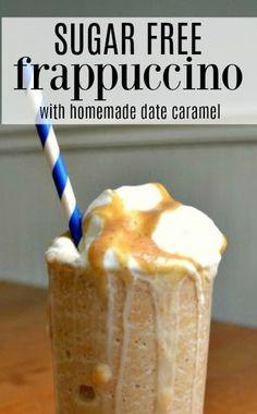 sugar free frappucci