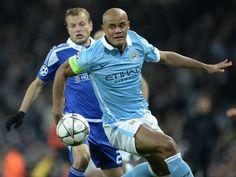 Manuel Pellegrini confirms fresh Vincent Kompany calf injury #Injury_News #Manchester_City #Football
