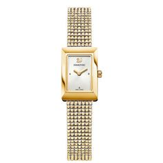 7e9dfc8429bd Shop for Swarovski Memories White Dial Ladies Watch Get free delivery at  Overstock - Your Online Jewelry Shop! Swarovski WatchesSwarovski Jewelry Crystal ...