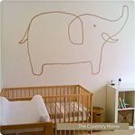 wall design .... Love it for kids age!