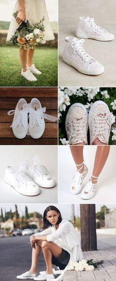 Bridal Sneaker Trend! 6 Top Wedding-Worthy Sneaker Brands That Make a Lifestyle Statement! #weddingring