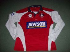 7a8e0e63070 Gloucester 2007 2009 L/s Adults XL Rugby Union Shirt Gloucester Rugby, Rugby  Shirts