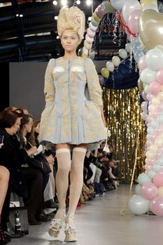Meadham Kirchhoff @ London Womenswear S/S 2012 - SHOWstudio - The Home of Fashion Film