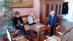 Campobasso visita del nuovo Prefetto Maria Guia Federico a Palazzo San Giorgio