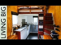 Two Years in a Modern, Off-Grid Tiny House - YouTube