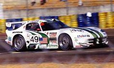 1996 Chrysler Viper GTS-R  Chrysler (7.986 cc.) (A)  Alain Cudini  John Morton  Victor Sifton