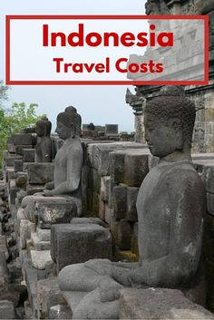 We spent six weeks travelling around Indonesia, find out how much money we spent there in our Indonesia Travel Costs breakdown, including food, transport and accommodation prices.