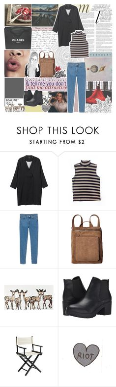 """""""and how to do know, when to let go?"""" by adal1ne ❤ liked on Polyvore featuring Whiteley, Monki, Chanel, Steve Madden, Pier 1 Imports, gottatagrandomn3ss, DestinyHasBeenSummoned, TalisLittleTag, MeenaGotTagged and melsunicorns"""