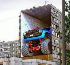 Street Art is een relatief nieuwe kunstvorm die (min of meer legaal) wordt verwezenlijkt op openbare en stedelijke gebouwen en ruimtes. In eerste instantie was Street Art een manier om je uit te drukken,…