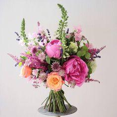 "628 Likes, 17 Comments - The Flower Shop in Watford (@watford_flowers) on Instagram: ""Flaming June  . . . . . . . . . . #flowers #watford #florist #hertfordshire"""