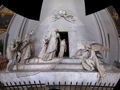 Antonio Canova Cenotaph of Archduchess Maria Christina Augustinerkirche (Wien) panoramic sculpture Austria 2014 photo Paolo Villa August FOTO8412 - FOTO8425auto - Maria Christina, Duchess of Teschen - Wikipedia, the free encyclopedia