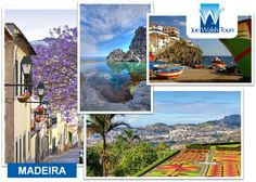 #Madeira, the Island of Eternal Spring, experiences a mild climate throughout the whole year as the temperatures hardly drop below 17°C or rise above 26°C. The island has an abundance of lush vegetation and unspoilt landscape.