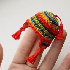"593 Me gusta, 20 comentarios - Yulia, happy dollmaker✌ (@mint.bunny) en Instagram: ""Лично я балдею с этой шапки А вот ее обладательница что-то вредничает пока #mintbunny_process…"""