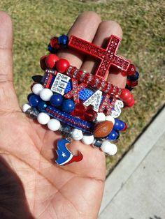 Texans Bracelets