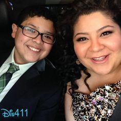 Raini Rodriguez looks lovely as she and her brother Rico Rodriguez are on their way to the Screen Actors Guild Awards (SAG Awards) today (January Raini Rodriguez, Sag Awards, Disney Stars, Her Brother, 18th, Actors, Celebrities, January, Swag