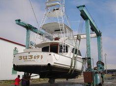 #TRANSOM: Sushi  #Boat #Transom #BoatTransom  TRANSOM #TECHNIQUE: #GoldLeaf   #BOAT #BUILDER #BoatBuilder: #IslandBoatworks, #Haterras, #North Carolina