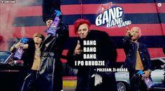 Vip Bigbang, Daesung, Bang Bang, Polish Memes, K Meme, 5sos Memes, Jiyong, Read News, K Pop