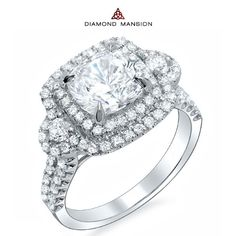 How gorgeous is this ring!  Tag 3 friends who would love this and follow@DIAMONDMANSION@DIAMONDMANSION @DIAMONDMANSIONfor the most unique engagement rings!! #Padgram