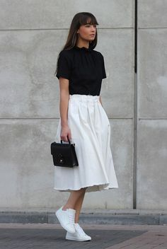 20 Simple Summer Outfits For The Minimal Girl | Be Daze Live