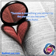 Success is something you attract by the person you become. Jim Rohn, Funny Phrases, Attraction Quotes, Success, Inspirational Quotes, Motivation, Words, Productivity, Ideas