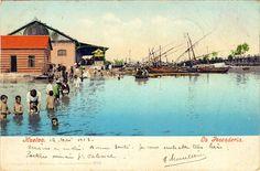 Postales de Huelva : La Pescadería