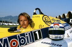 Keke Rosberg, Williams FW10 (1985?)