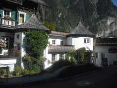 Bad Hofgastein Austria Bad, Beautiful Places, Mountain, Mansions, House Styles, Home Decor, Decoration Home, Manor Houses, Room Decor
