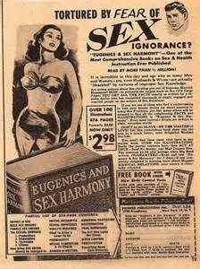 Vintage Ad for Sex Manual