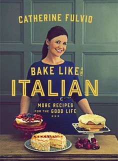 Win Catherine Fulvio's 'Bake Like an Italian' Cookbook - Competitions. Irish Recipes, Chef Recipes, Savoury Recipes, Drink Recipe Book, Recipe Books, Gratin Dish, Stuffed Mushrooms, Stuffed Peppers, Pasta Shapes