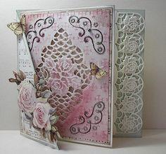 <b>Twee roze rozen</b><br/>Twee roze rozen
