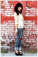 A Beautiful Mess Blog~  Must have been thinking about me!  Lol!  Great ideas in DIY and outfits!