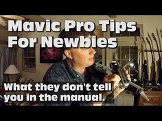 DJI Mavic Pro Tips for Newbies – Drone With Camera