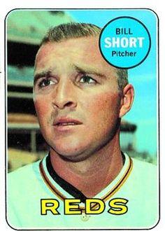 1969 Topps #259 Bill Short Front