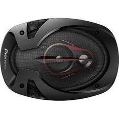 """""""PIONEER SPEAKERS TS-R6951S  3-Way Coaxial Speakers (400W 50 RMS1"""