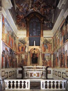 Cappella Brancacci di Firenze - Chiesa - Arte.it