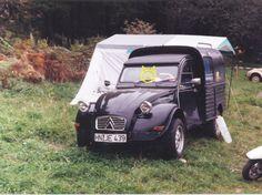 Citreon camper | Citroen 2CV camper!!!!