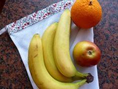 Simira - Háčkovaná síťovka - jehlenka Zero Waste, Banana, Fruit, Food, Essen, Bananas, Meals, Fanny Pack, Yemek