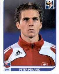 Image result for 2010 panini slovakia pekarik Fifa, World Cup, Stickers, Baseball Cards, Sports, Image, Picture Cards, South Africa, Hs Sports
