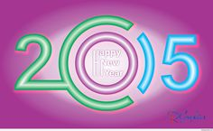 New year 2015 graphics wallpapers